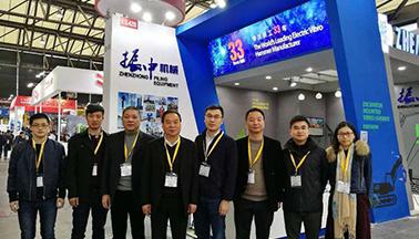 亮剑上海宝马展:yabo24机械砥砺前行 铸就百年桩工精品企业