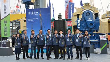 yabo24机械在上海宝马展上斩获总订单近两千万