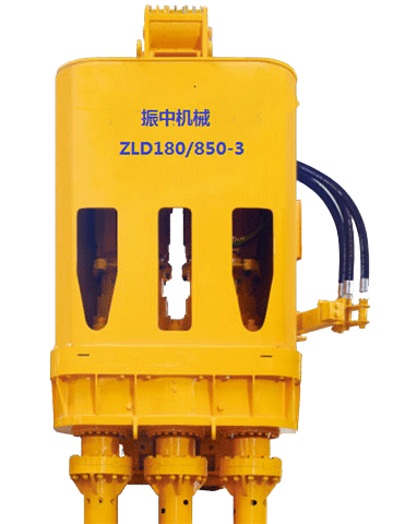 ZLD180(850-3)多轴式连续墙钻机